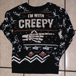 Sweaters - I'm with Creepy